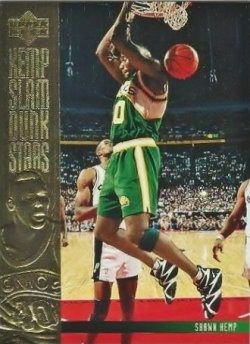 1995 Upper Deck  Shawn Kemp