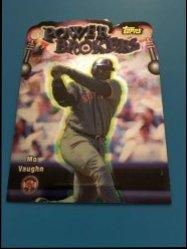 1999 Topps  Power Brokers Mo Vaughn
