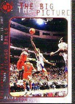 1997 Upper Deck UD3 Big Picture Allen Iverson 3
