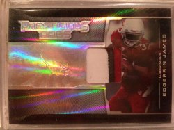 2008 Donruss Prestige Edgerrin James Patch
