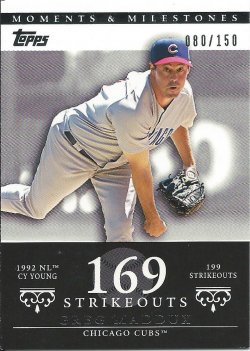 2007 Topps Moments and Milestones 13-169