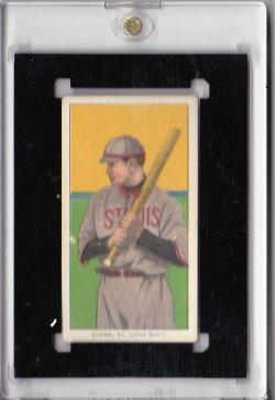 1909  T206 Steve Evans Piedmont 350