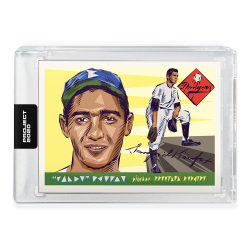 2020 Topps Project 2020 Sandy Koufax by Naturel