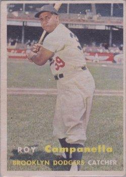 1957 Topps  Roy Campanella