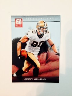 2012 Panini Elite Jimmy Graham