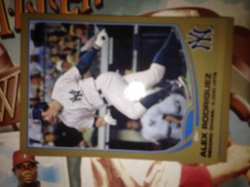 2013 Topps Series 1 Alex Rodriguez