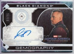 Marvel: Black Diamond GEORGES ST-PIERRE (BATROC)