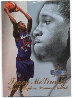 1997-98 Fleer Flair Showcase McGrady, Tracy - Row 3