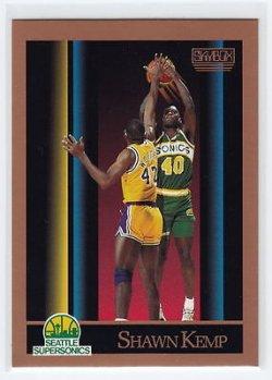 1990 Skybox  Shawn Kemp