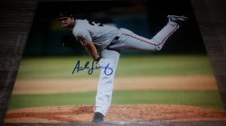 Andrew Suarez 8x10 Photo IP Autograph