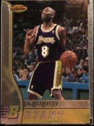 1996-97 Bowman Bowmans Best #R23 Kobe Bryant RC