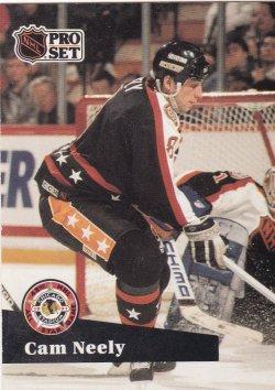 1991-92 ProSet  Cam Neely