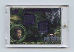 2018 Black Panther The Kings Mantle Memorabilia #KMTC TChalla/Tunic-Royal Wear C