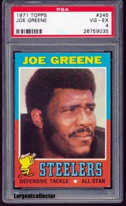 1971 Topps  Joe Greene