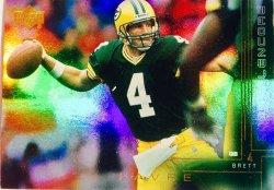2000 Upper Deck 2000 NFL Encore Brett Favre