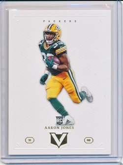 Aaron Jones 2017 Panini Vertex RC