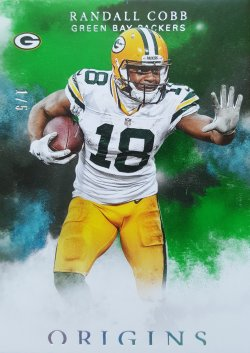 2016 Panini Origins Randall Cobb Green