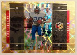 1999 Upper Deck HoloGrFX Future Fame Gold Barry Sanders