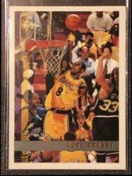 1997-98 Topps Topps #171 Kobe Bryant