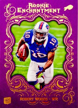 2013 Topps Magic Rookie Enchantment Robert Woods
