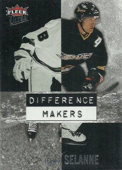 2007/08  Ultra Difference Makers Selanne