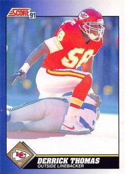 1991  Score Derrick Thomas