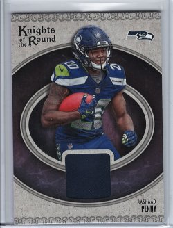 2018 Panini  Reshaad Penny Knights of the Round
