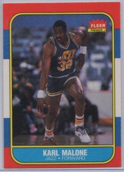 1986-87 Fleer  Karl Malone