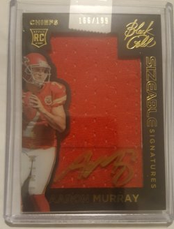 2014 Panini Black Gold Aaron Murray