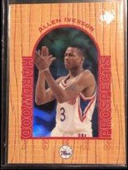 1996-97 Upper Deck UD3 #14 Allen Iverson RC