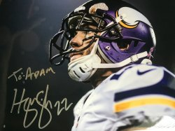 Harrison Smith Personalized 8x10