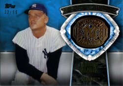 2014 Topps World Series Rings Gold Roger Maris