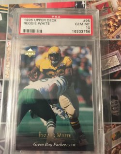1995 Upper Deck  Reggie White