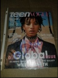 Willow Smith 8x10 Photo IP Autograph