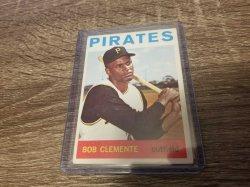 1964 Topps  Roberto Clemente