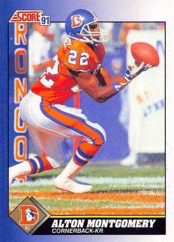 1991  Score Alton Montgomery