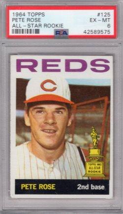 1964 Topps Topps Pete Rose