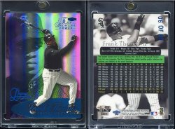 1999  Flair Showcase Legacy Collection Row 3 Frank Thomas