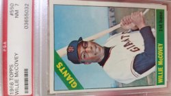 1966 Topps  Willie McCovey