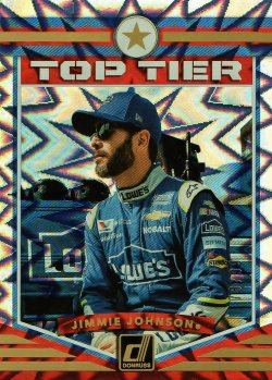2017 Panini Donruss Jimmie Johnson