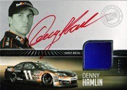 2014 Press Pass Redline Racing Denny Hamlin