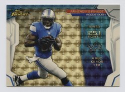 2014 Topps Chrome Fantasy Focus Superfractors #FFRB Reggie Bush 1/1