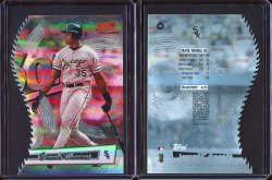 1998  Stadium Club Triumvirate Luminescent Frank Thomas