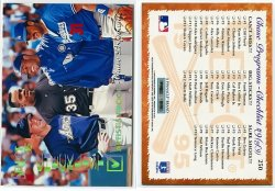 1995  Score Select CL Artists Proof Frank Thomas Ken Griffey Jr Jeff Bagwell Mike Piazza