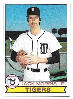 1979 Topps Topps Jack Morris