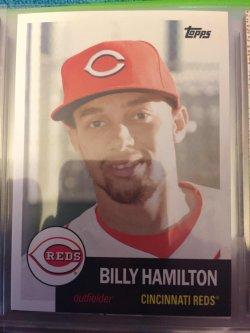 2016 Topps Archives Billy Hamilton