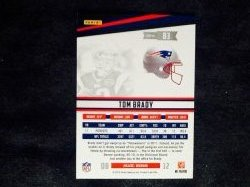 2012 Panini R&S Retail Tom Brady #83 Back