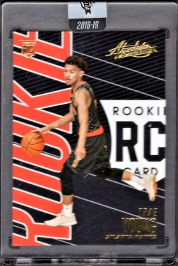 2018-19   Trae Young Absolute RC *Uncirculated*