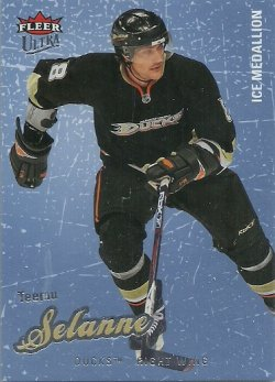 2008/09  Ultra Ice Medallion Selanne