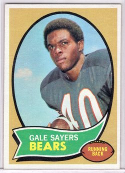 1970 Topps Topps Gale Sayers Base